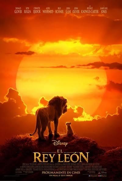 El Rey León en el Cine Rosales de Calasparra
