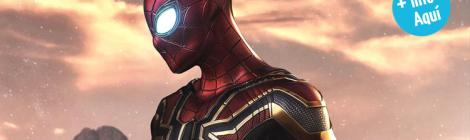 """Spider Man """"Lejos de casa"""""""