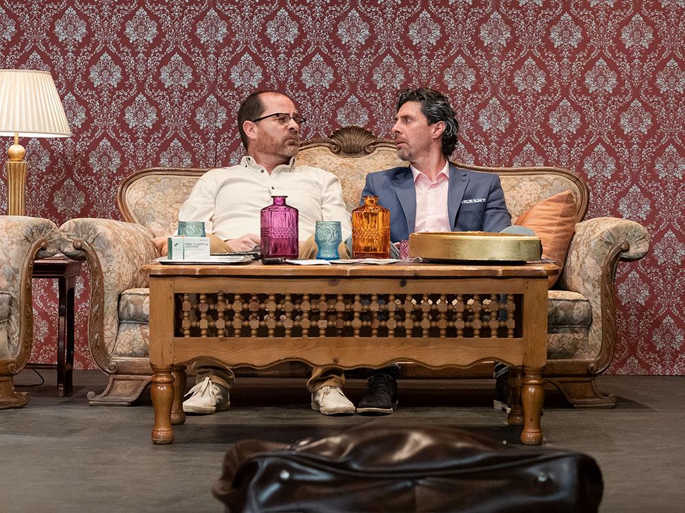 MAMÁ! en Calasparra · Comedia de Pep Antón Gomez y Jordi Sanchez.