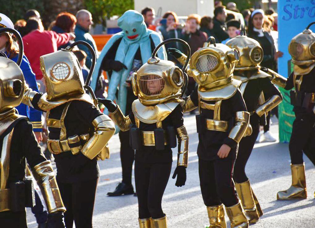 Pasacalles Infantil Calasparra Carnaval 2020
