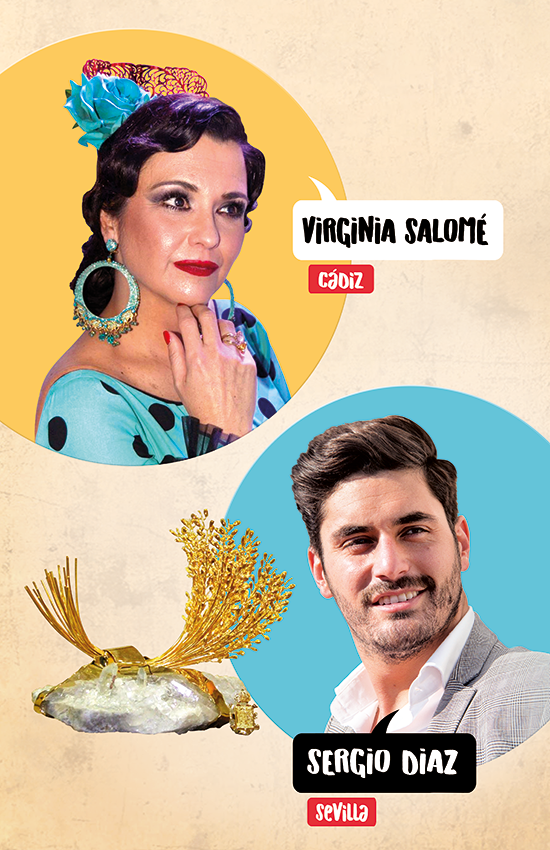 Calasparra · Noche de Copla con Sergio Diaz y Virginia Salomé· Jueves 03 de septiembre de 2020