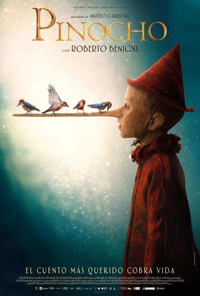 """""""Pinocho"""" Cine familiar en Calasparra"""