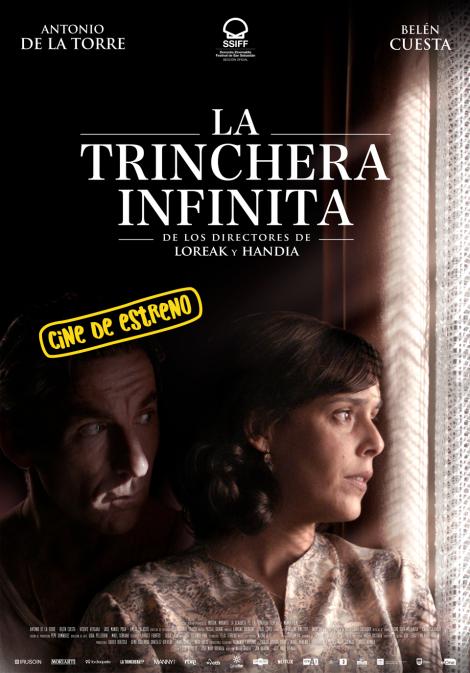 """""""La trinchera Infinita"""" Cine en el Auditorio Municipal de Calasparra"""