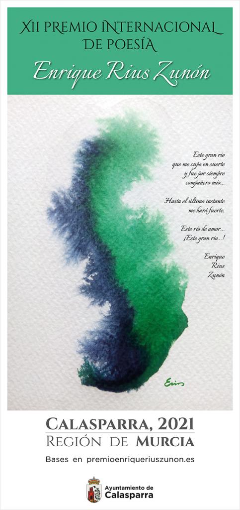 XII Premio Internacional de Poesía Enrique Rius Zunón